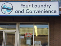 For all your laundry needs...