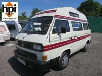 VW T25 Auto Sleeper Trident Campervan - Automatic
