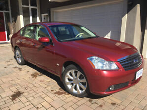 2007 Infiniti M35X AWD Low Mileage and Very Clean