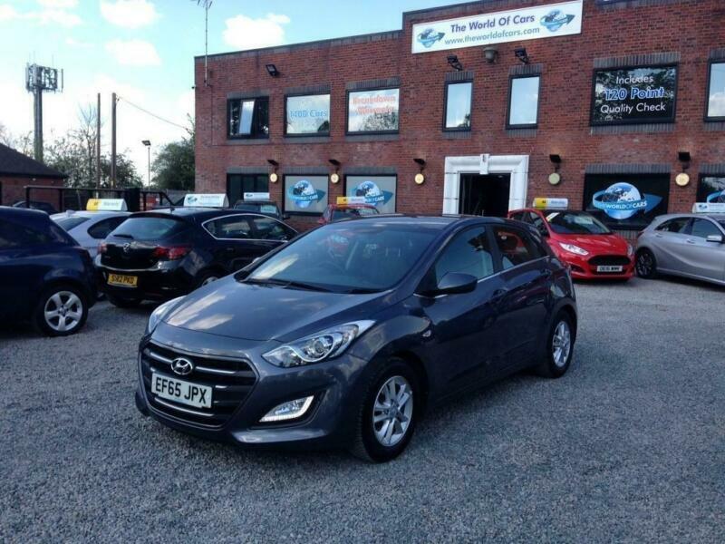 Hyundai Warranty Check >> 2015 Hyundai I30 In Rugby Warwickshire Gumtree
