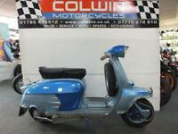 1966 LAMBRETTA ALL MODELS