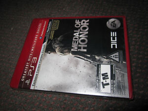 Medal of Honor - Playstation 3 - New, Sealed