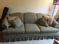Large three seat sofa, only $20.