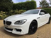 2013 BMW 640 D 3.0TD M SPORT , GRAN COUPE , 4 DOOR , 13,000 MILES , 20
