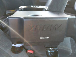Sony 700watt subwoofer for trade