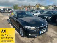 2014 BMW 218D SE Coupe Diesel Manual