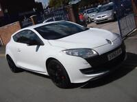 2010 60 PLATE Renault Megane 2.0 ( 250bhp ) Renaultsport Cup 3dr in White