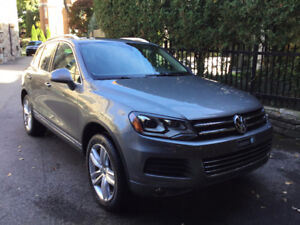 2014 Volkswagen Touareg Execline SUV, Crossover