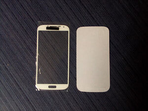 Samsung Galaxy S4 Glass Screen Replacement With Adhesive