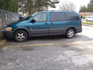 2004 pontiac montana MINT CONDITION