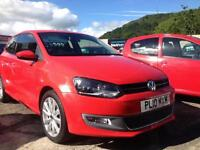 Volkswagen Polo 1.2 TSI ( 105ps ) 2010MY SEL
