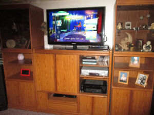 wall unit/entertainment centre