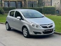 2009 Vauxhall Corsa CLUB AC Hatchback Petrol Manual