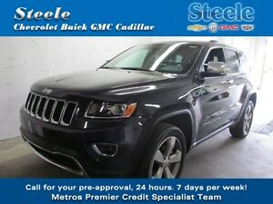 2016 Jeep GRAND CHEROKEE Limited !!!