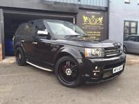 Land Rover Range Rover Sport 2.7 TD 2012 PRESTIGE S WIDE ARCH EDITION