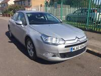 2010 CITROEN C5 2.0HDI VTR+ NAV 160BHP MANUAL DIESEL PCO READY FOR RENT ONLY
