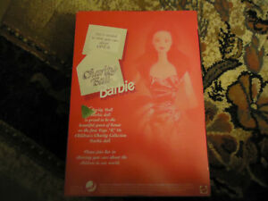 Charity Ball  Barbie   COTA     COLLECTABLE  MINT CONDITION London Ontario image 3