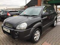 Hyundai Tucson 2.0CRTD CDX 4x4 diesel manual cheap to run mot december