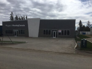 In YORKTON Opportunity Beside Well Established Flooring Company!