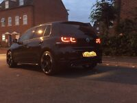 Volkswagen Golf GTI replica