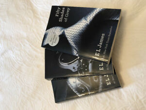 Fifty Shade of Grey Series