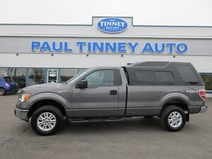 2013 Ford F-150 XLT 8-ft. Bed 4WD Peterborough Peterborough Area image 7