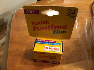 Kodak film 35mm