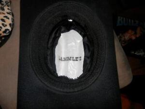 MENS BLACK COWBOY HAT