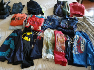 Lot of Boys clothing size 3/4