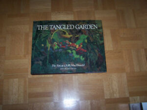 THE TANGLED GARDEN - ART of J.H McDonald - Group of Seven - $40