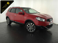 2011 NISSAN QASHQAI TEKNA +2 DCI 7 SEATER SERVICE HISTORY FINANCE PX WELCOME