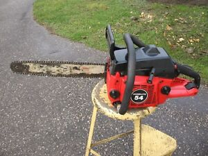 Homelite model 54 chainsaw for sale