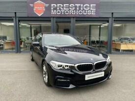 2018 BMW 5 Series 2.0 520D M SPORT 4d 188 BHP Auto Saloon Diesel Automatic