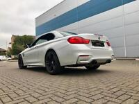 2015 65 reg BMW M4 3.0 M DCT Convertible + WHITE + M HEAD UP DISP + HARMON KARDO