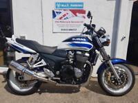 Suzuki GSX 1400 K2 Classic Muscle bike