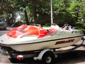 Seadoo Speedster Cover | Kijiji - Buy, Sell & Save with Canada's #1