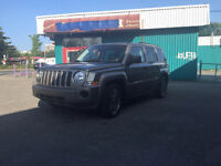 JEEP PATRIOT 2008 72 XXX FLAMBANT NEUF AWD + MAGS