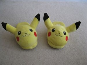 Pokémon Picachu Slippers