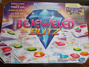 Bejeweled Blitz  Électronique Jeu de société  8 ans et plus