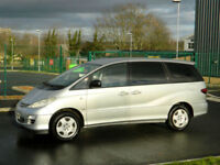 2005 55 Toyota Previa 2.0 D-4D T2 5dr (7 Seat) WITH FULL SERVICE HISTORY