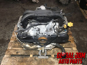 2010-2012 JDM Subaru Legacy Forester EJ253 SOHC 2.5L AVCS Engine