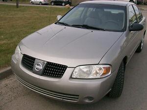 2005 Nissan Sentra 3 MONTHS WARRANTY Sedan