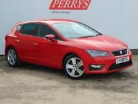 2015 SEAT LEON 1.4 EcoTSI 150 FR 5dr [Technology Pack]
