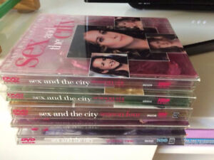 DVD sex and the city