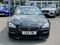 2014 BMW 640D M SPORT USED Auto Coupe Diesel Automatic