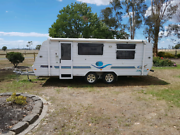 Jayco 2004 Freedom 18' Tandem Caravan Fish Creek South Gippsland Preview