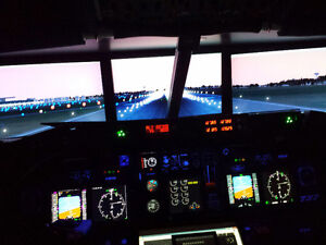 Flight Simulator Boeing 737 Everyone can Fly..BEST OFFER TAKES Edmonton Edmonton Area image 6