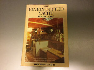 The Finely fitted Yacht Boat Improvement Manual by Ferenc Mate