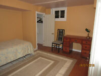 TWO NEWLY RENOVATED ROOMS, WITH KITCHEN BATHROOM AND LIVING RM