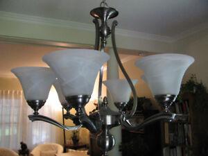 luminaire de cuisine 150$